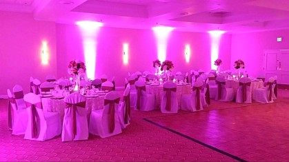 Up Lighting Rentals
